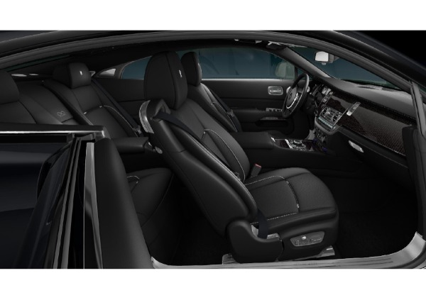New 2021 Rolls-Royce Wraith Black Badge for sale Call for price at Bugatti of Greenwich in Greenwich CT 06830 6