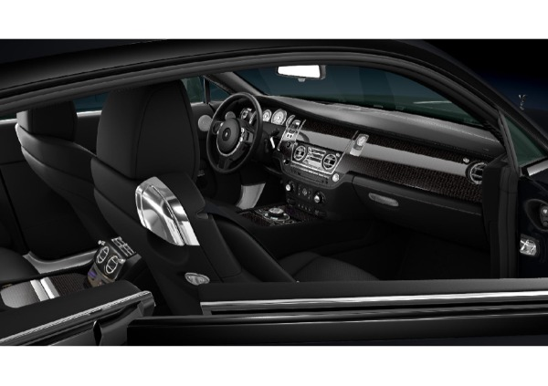 New 2021 Rolls-Royce Wraith Black Badge for sale Call for price at Bugatti of Greenwich in Greenwich CT 06830 7
