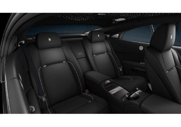 New 2021 Rolls-Royce Wraith Black Badge for sale Call for price at Bugatti of Greenwich in Greenwich CT 06830 8