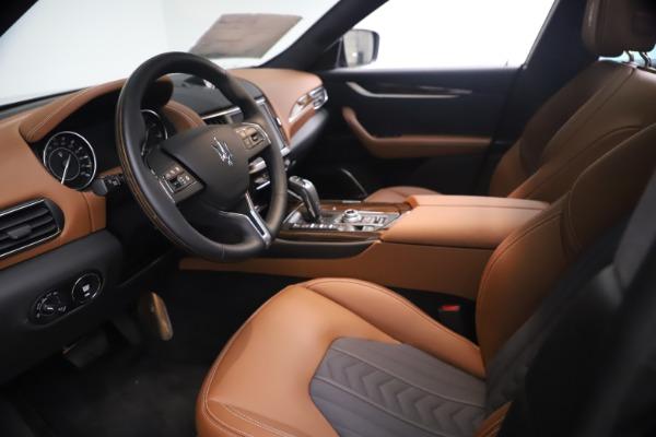New 2021 Maserati Levante Q4 GranLusso for sale $93,385 at Bugatti of Greenwich in Greenwich CT 06830 13