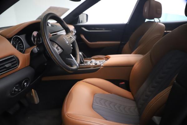 New 2021 Maserati Levante Q4 GranLusso for sale $93,385 at Bugatti of Greenwich in Greenwich CT 06830 14