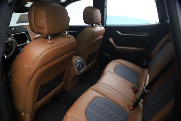 New 2021 Maserati Levante Q4 GranLusso for sale $93,385 at Bugatti of Greenwich in Greenwich CT 06830 17