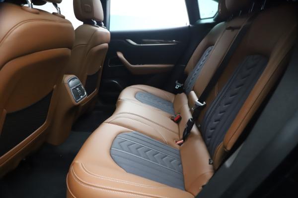 New 2021 Maserati Levante Q4 GranLusso for sale $93,385 at Bugatti of Greenwich in Greenwich CT 06830 18