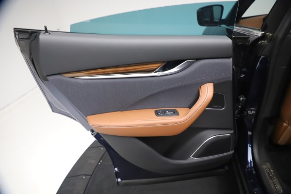 New 2021 Maserati Levante Q4 GranLusso for sale $93,385 at Bugatti of Greenwich in Greenwich CT 06830 20