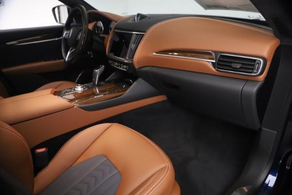 New 2021 Maserati Levante Q4 GranLusso for sale $93,385 at Bugatti of Greenwich in Greenwich CT 06830 21