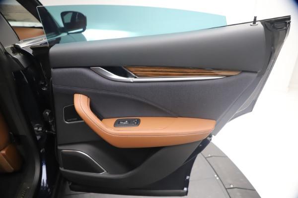 New 2021 Maserati Levante Q4 GranLusso for sale $93,385 at Bugatti of Greenwich in Greenwich CT 06830 25