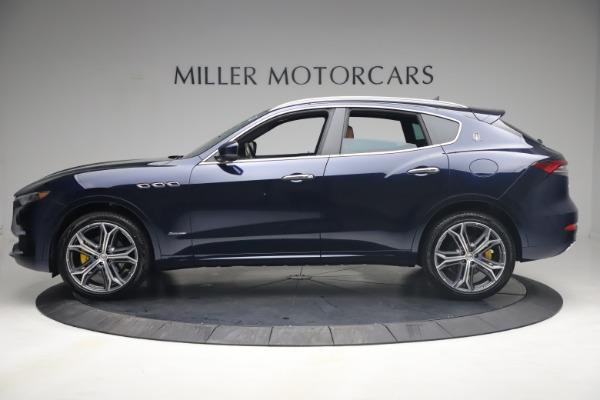 New 2021 Maserati Levante Q4 GranLusso for sale $93,385 at Bugatti of Greenwich in Greenwich CT 06830 3