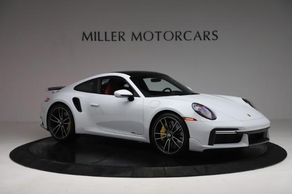 Used 2021 Porsche 911 Turbo S for sale Sold at Bugatti of Greenwich in Greenwich CT 06830 10