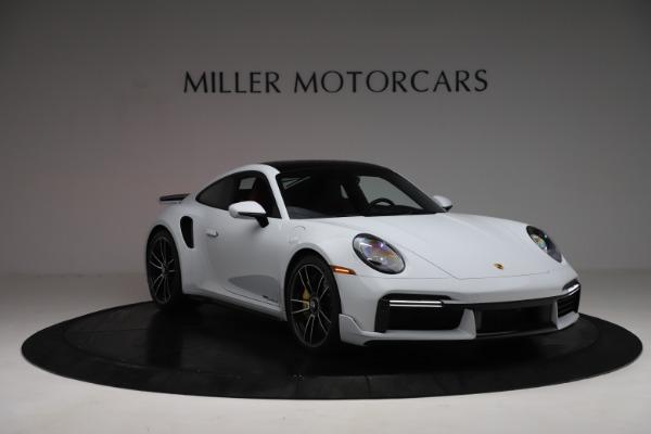 Used 2021 Porsche 911 Turbo S for sale Sold at Bugatti of Greenwich in Greenwich CT 06830 11