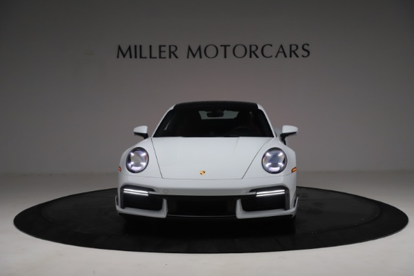 Used 2021 Porsche 911 Turbo S for sale Sold at Bugatti of Greenwich in Greenwich CT 06830 12