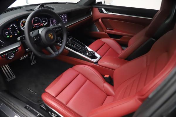 Used 2021 Porsche 911 Turbo S for sale Sold at Bugatti of Greenwich in Greenwich CT 06830 13
