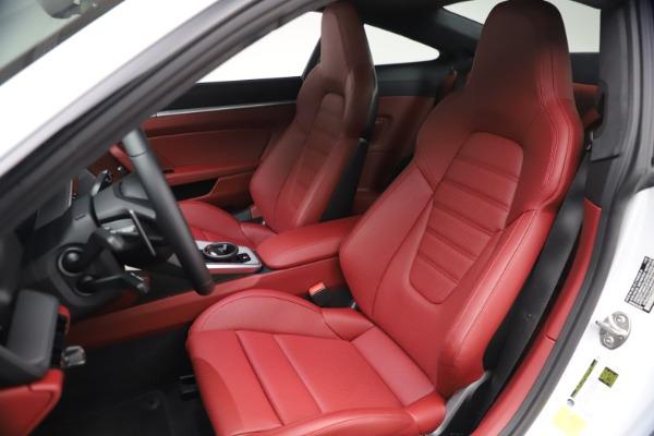 Used 2021 Porsche 911 Turbo S for sale Sold at Bugatti of Greenwich in Greenwich CT 06830 15