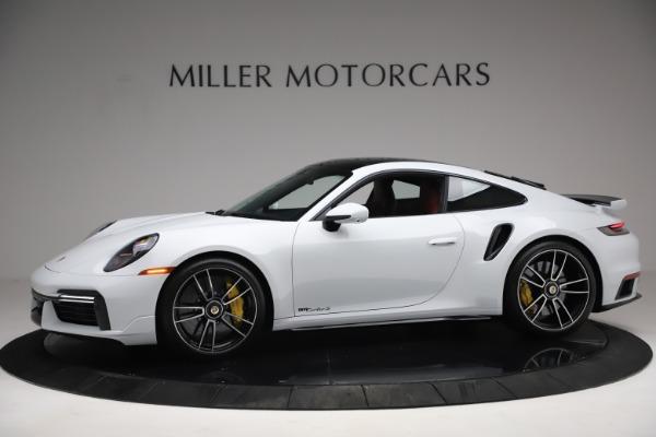 Used 2021 Porsche 911 Turbo S for sale Sold at Bugatti of Greenwich in Greenwich CT 06830 2