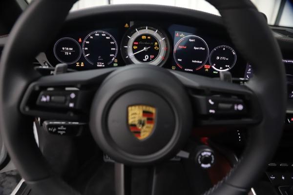 Used 2021 Porsche 911 Turbo S for sale Sold at Bugatti of Greenwich in Greenwich CT 06830 20