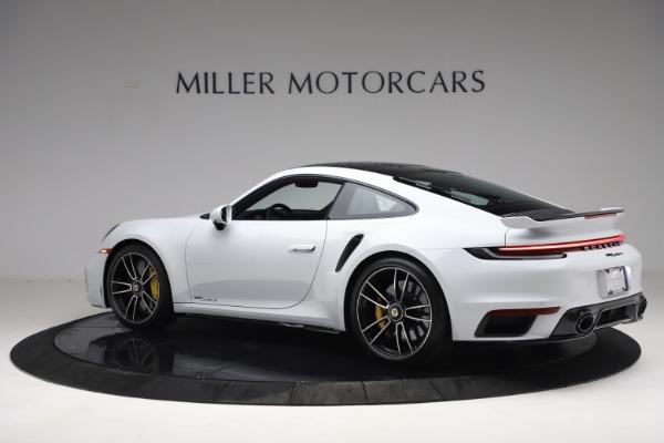 Used 2021 Porsche 911 Turbo S for sale Sold at Bugatti of Greenwich in Greenwich CT 06830 4
