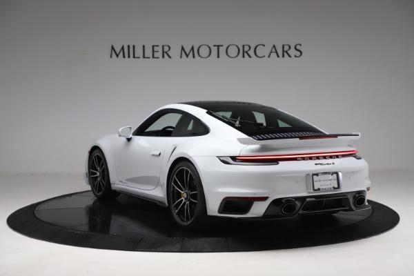 Used 2021 Porsche 911 Turbo S for sale Sold at Bugatti of Greenwich in Greenwich CT 06830 5