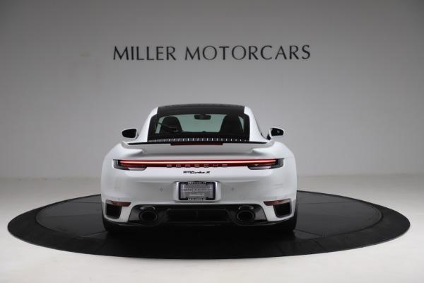 Used 2021 Porsche 911 Turbo S for sale Sold at Bugatti of Greenwich in Greenwich CT 06830 6