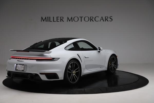 Used 2021 Porsche 911 Turbo S for sale Sold at Bugatti of Greenwich in Greenwich CT 06830 7
