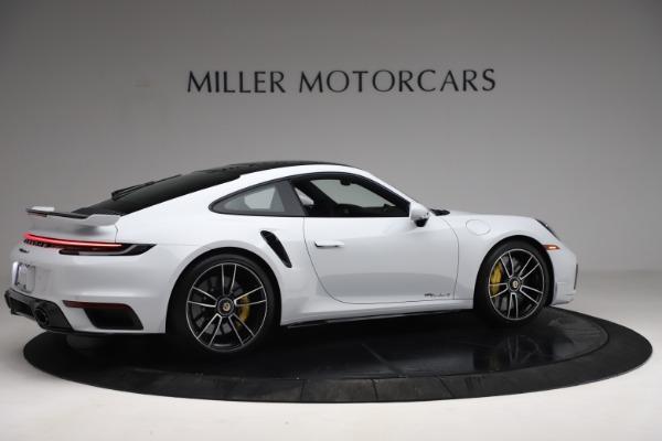 Used 2021 Porsche 911 Turbo S for sale Sold at Bugatti of Greenwich in Greenwich CT 06830 8