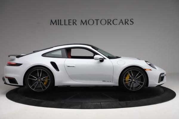 Used 2021 Porsche 911 Turbo S for sale Sold at Bugatti of Greenwich in Greenwich CT 06830 9