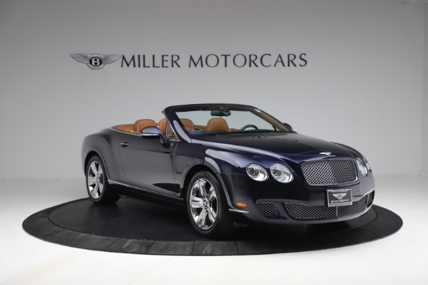 Used 2011 Bentley Continental GTC GT for sale Sold at Bugatti of Greenwich in Greenwich CT 06830 11