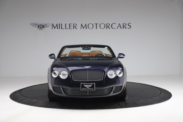 Used 2011 Bentley Continental GTC GT for sale Sold at Bugatti of Greenwich in Greenwich CT 06830 12