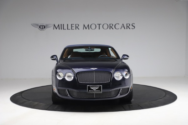 Used 2011 Bentley Continental GTC GT for sale Sold at Bugatti of Greenwich in Greenwich CT 06830 13