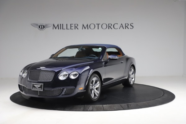 Used 2011 Bentley Continental GTC GT for sale Sold at Bugatti of Greenwich in Greenwich CT 06830 14
