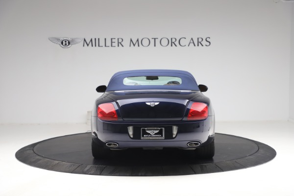 Used 2011 Bentley Continental GTC GT for sale Sold at Bugatti of Greenwich in Greenwich CT 06830 17