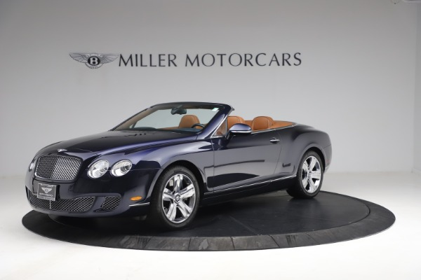 Used 2011 Bentley Continental GTC GT for sale Sold at Bugatti of Greenwich in Greenwich CT 06830 2