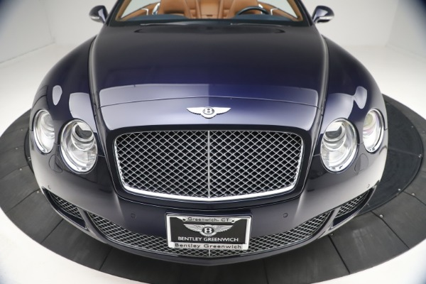 Used 2011 Bentley Continental GTC GT for sale Sold at Bugatti of Greenwich in Greenwich CT 06830 21