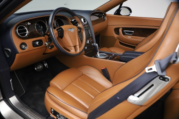 Used 2011 Bentley Continental GTC GT for sale Sold at Bugatti of Greenwich in Greenwich CT 06830 25