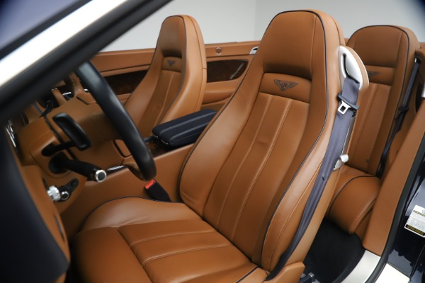 Used 2011 Bentley Continental GTC GT for sale Sold at Bugatti of Greenwich in Greenwich CT 06830 27