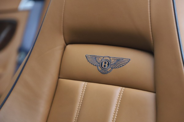 Used 2011 Bentley Continental GTC GT for sale Sold at Bugatti of Greenwich in Greenwich CT 06830 28