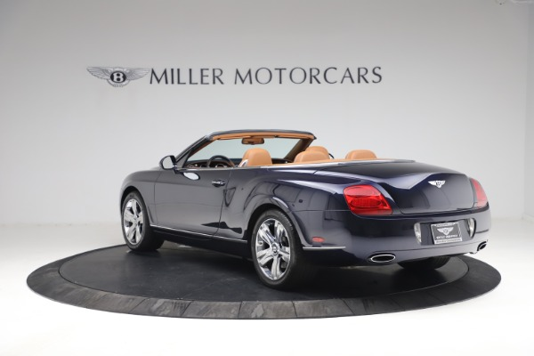 Used 2011 Bentley Continental GTC GT for sale Sold at Bugatti of Greenwich in Greenwich CT 06830 5