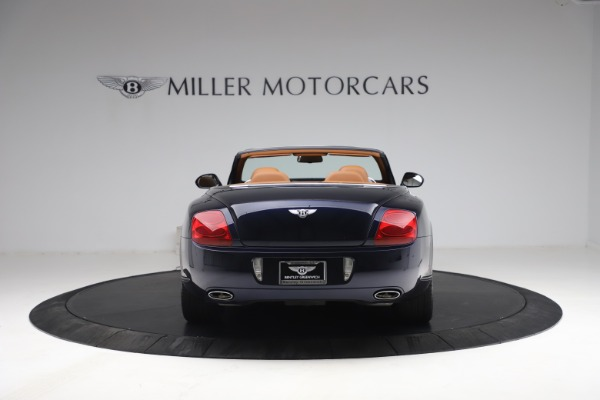 Used 2011 Bentley Continental GTC GT for sale Sold at Bugatti of Greenwich in Greenwich CT 06830 6