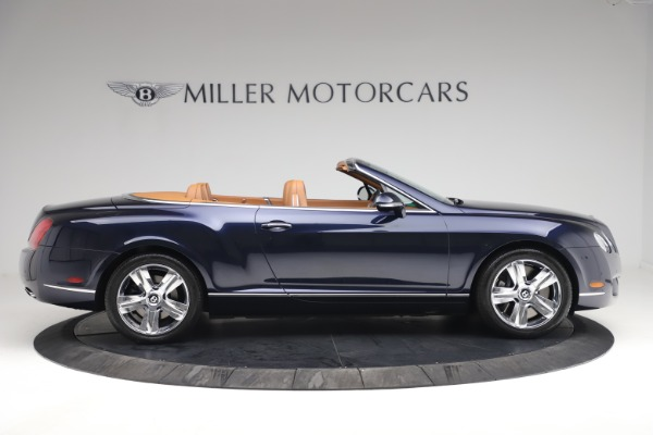 Used 2011 Bentley Continental GTC GT for sale Sold at Bugatti of Greenwich in Greenwich CT 06830 9