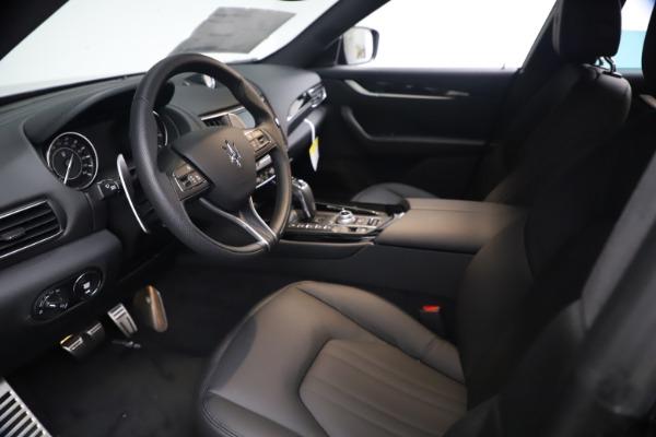New 2021 Maserati Levante Q4 for sale Sold at Bugatti of Greenwich in Greenwich CT 06830 13