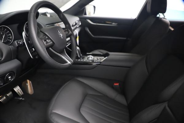 New 2021 Maserati Levante Q4 for sale Sold at Bugatti of Greenwich in Greenwich CT 06830 14