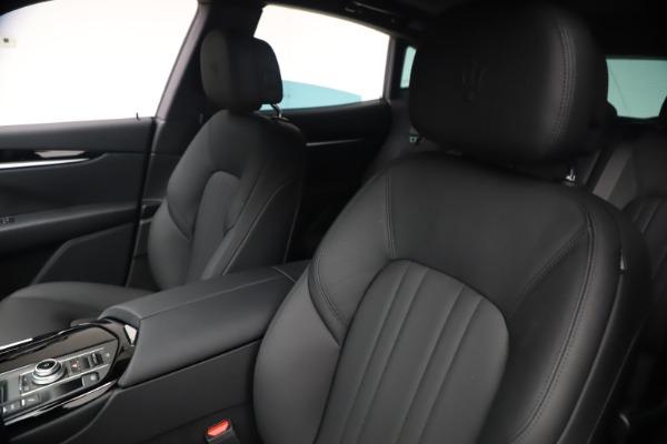 New 2021 Maserati Levante Q4 for sale Sold at Bugatti of Greenwich in Greenwich CT 06830 15