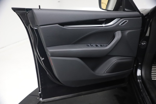 New 2021 Maserati Levante Q4 for sale Sold at Bugatti of Greenwich in Greenwich CT 06830 16