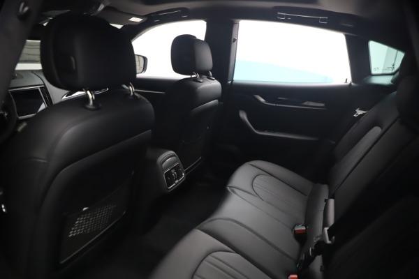 New 2021 Maserati Levante Q4 for sale Sold at Bugatti of Greenwich in Greenwich CT 06830 17