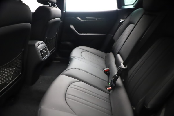 New 2021 Maserati Levante Q4 for sale Sold at Bugatti of Greenwich in Greenwich CT 06830 18