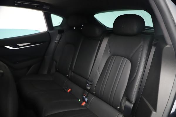 New 2021 Maserati Levante Q4 for sale Sold at Bugatti of Greenwich in Greenwich CT 06830 19