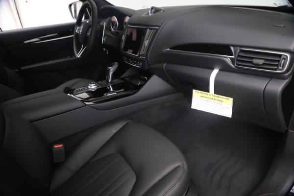 New 2021 Maserati Levante Q4 for sale Sold at Bugatti of Greenwich in Greenwich CT 06830 21