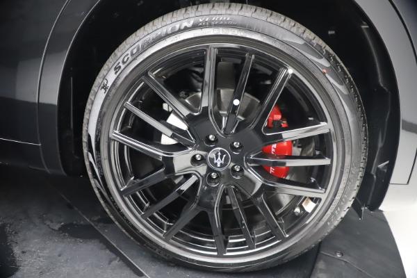 New 2021 Maserati Levante Q4 for sale Sold at Bugatti of Greenwich in Greenwich CT 06830 24