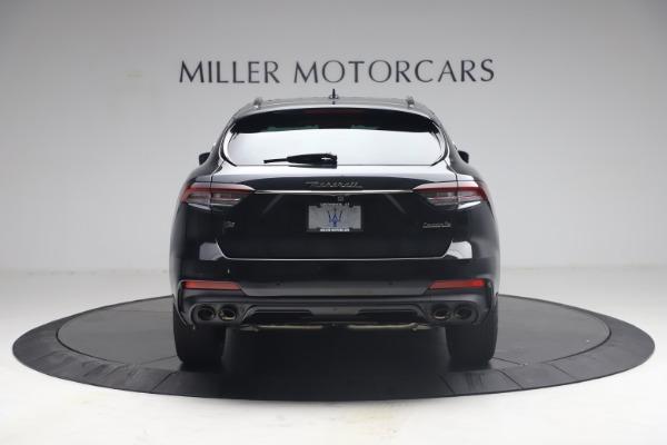 New 2021 Maserati Levante Q4 for sale Sold at Bugatti of Greenwich in Greenwich CT 06830 6