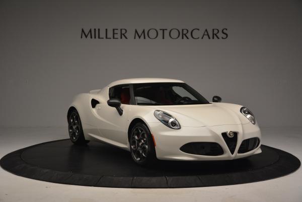 Used 2015 Alfa Romeo 4C for sale Sold at Bugatti of Greenwich in Greenwich CT 06830 11