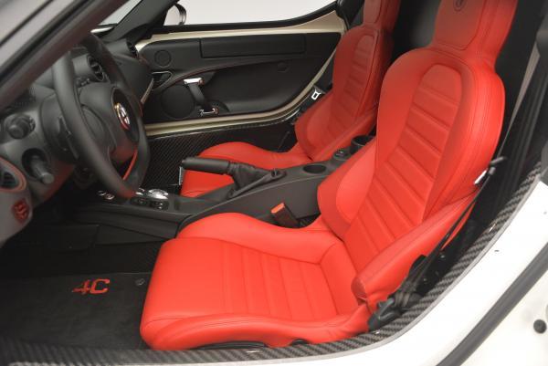 Used 2015 Alfa Romeo 4C for sale Sold at Bugatti of Greenwich in Greenwich CT 06830 15