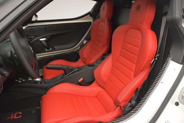 Used 2015 Alfa Romeo 4C for sale Sold at Bugatti of Greenwich in Greenwich CT 06830 16